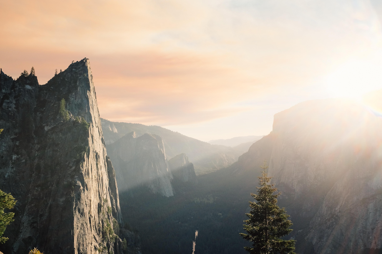 Dawn Landscape